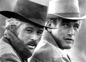 Butch-Cassidy-&-The-Sundance-Kid-Robert-Redford-and-Paul-Newman