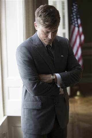 First look at Rob Lowe as JFK in 'Killing Kennedy'