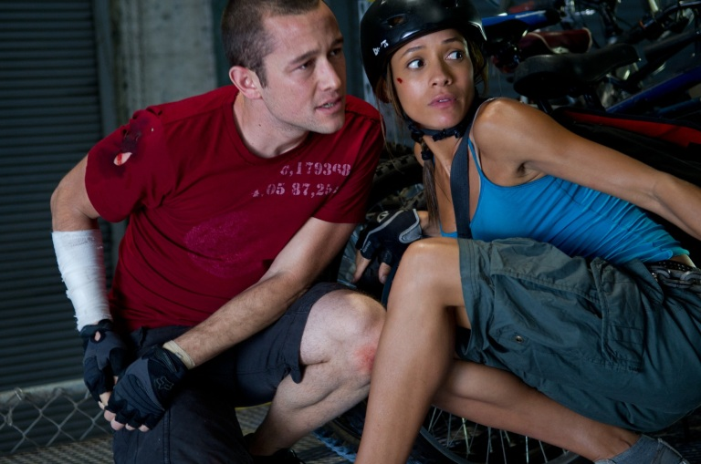 Joseph Gordon Levitt;Dania Ramirez
